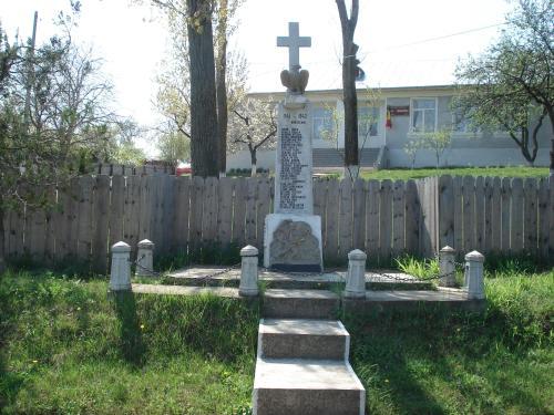 Monumentul Eroilor Martiri - Bursucani