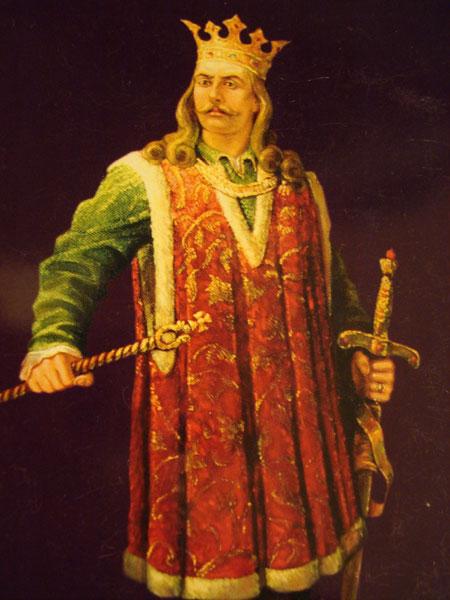 Ștefan cel Mare (12 aprilie 1457 - 30 iunie 1504)