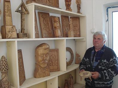 Domnul învățător Neculaiu Balaban ne prezintă lumea lui Creangă la Bursucani
