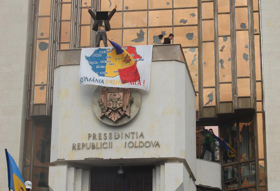 Patru tineri au fost asasinați de clanul Voronin în urma protestelor din 7 Aprilie 2009